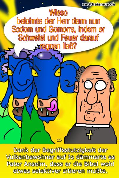 Pater Anselms Weltraummission: Io - Feuerregen